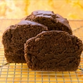 Chocolate Pumpkin Loaf- Vegan!