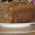 Chocolate-zucchini-banana Bread