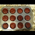 Chocolate Zucchini Muffins
