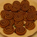 Christmas Pinwheel Cookies