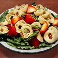 Quick & Easy Tortellini Salad