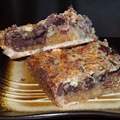 Chunky Pecan Pie Bars