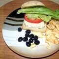 Ciabatta Chicken Salad Sandwich