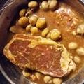 Cindis  Ribeye Steaks marinated sauce