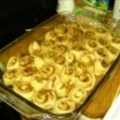 Cinnabon Cinnamon Rolls