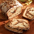 Cinnamon Bun Bread