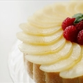 Cinnamon Pear Cake