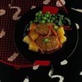 Cinnamon-Pineapple Pork