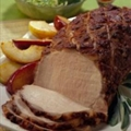 Cinnamon Pork Roast