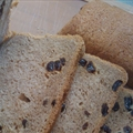 Cinnamon-Raisin Bread 2 Lb (Bread Machine)