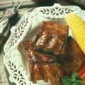 Citrus-Glazed Baby Back Ribs