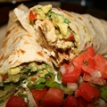 Citrus Marinated Grilled Chicken Burritos