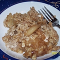 Classic Apple Crisp