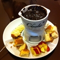 Classic Chocolate Fondue