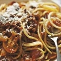 Classic Spaghetti Bolognaise