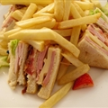 Classy Club Sandwiches