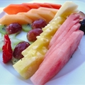 Clean-Up Fruit Plate