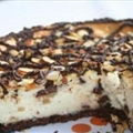 Coconut Chocolate Almond Cheesecake