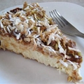 Coconut Macaroon Cheesecake