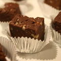 Coffee Liqeur Pecan Fudge