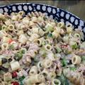 Cold Tuna Pasta Salad Like Mom Use To Make