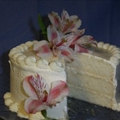 Colettes White Cake
