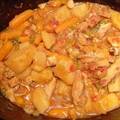 Colorful Chicken Stew