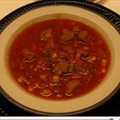 Comforting Homemade Vegetable Beef Soup