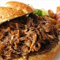 Comforting Shredded Beef