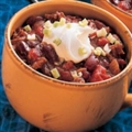 Cook Off Winner Trio's Chili