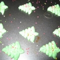 Cookie Day - Christmas Tree Press Cookies