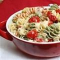 Corkscrew Pasta Salad with Ricotta
