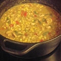 Corn and Poultry Chowder