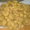 Cornbread Shrimp