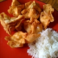 Crab Cheese Wontons