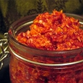 Cranberry Orange Ginger Relish