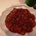 Cranberry Port Relish with Cayenne