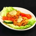 Crawfish Cakes with Chipotle Tartar Sauce