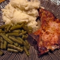 Crazy Crockpot Pork Chops