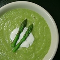 Creamy Asparagus Soup