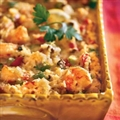 Creamy Corn and Shrimp Casserole