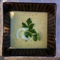 Creamy Cucumber Soup