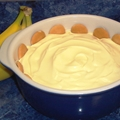 Creamy Dreamy Banana Pudding