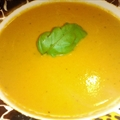 Creamy Tomato & Basil Soup