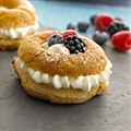 Creme Fraiche Rum Cakes