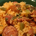 Creole Jambalaya