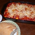 Crepe Manicotti
