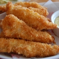 Crispy Baked Chicken Fingers