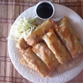 Crispy Baked Egg Rolls