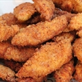 Crispy Homemade Chicken Tenders